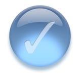 Aqua Icon Stock Images