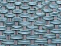 Aqua Lavender Basket Weave Stockbilder