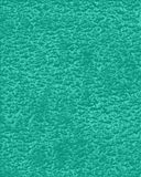 Aqua leather. A background of textured leather in aqua blue Stock Photography