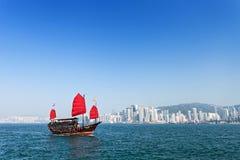 Aqua Luna fartyg Royaltyfria Bilder