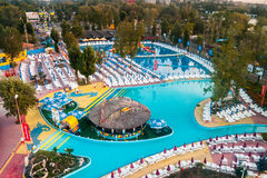Aqua Magic Park fotografie stock libere da diritti