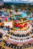 Aqua Magic Park in Mamaia Royalty Free Stock Photos