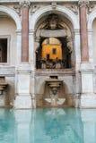 Aqua Paola Fountain,  Rome Royalty Free Stock Photography