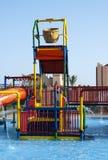 Aqua park Stock Photo