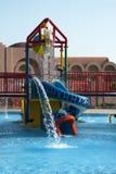 Aqua park Stock Images