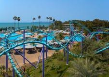 Aqua-Park Lizenzfreie Stockbilder