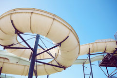Aqua park Royalty Free Stock Photography