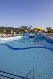 Aqua park in Felix Romania Royalty Free Stock Image