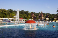 Aqua park in Felix Romania Stock Images