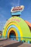 Aqua Park i Kuwait Royaltyfri Bild