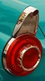 aqua samochodu światła ogon Zdjęcie Stock