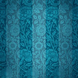 Aqua Velvet Stock Photography