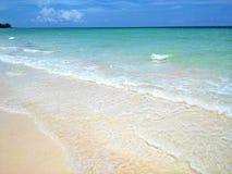 Aqua Waters brillante fotografia stock