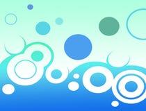 Aqua-Welt lizenzfreie abbildung