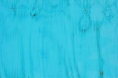 Aqua wooden texture Stock Images