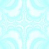 aquabakgrundswhite Royaltyfri Foto