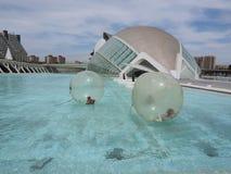 Aquaball Στοκ Φωτογραφία