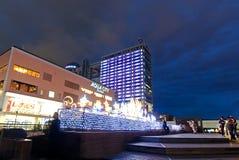 Aquacity στο νησί Odaiba, Τόκιο Στοκ φωτογραφία με δικαίωμα ελεύθερης χρήσης