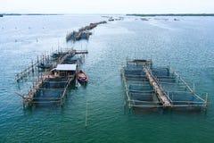 Aquaculture Zdjęcie Royalty Free