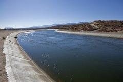aquaduct加利福尼亚 库存照片