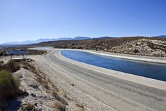 aquaduct加利福尼亚 库存图片