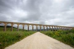 Aquaduct Ισπανία Στοκ Φωτογραφίες