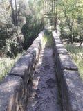 aquaduct Ρωμαίος Στοκ Εικόνα