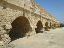 aquaduct Ρωμαίος Στοκ φωτογραφία με δικαίωμα ελεύθερης χρήσης