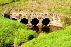 Aquaduct Royalty Free Stock Photography