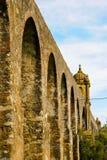 Aquaduct in Evora Stock Foto