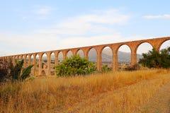 Aquaduct van Aalmoezenier Tembleque XII Royalty-vrije Stock Afbeelding