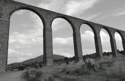 Aquaduct van Aalmoezenier Tembleque XIV royalty-vrije stock afbeelding