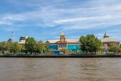Aquafan-Wasserpark - Tigre, Buenos- Airesprovinz, Argentinien Lizenzfreie Stockbilder