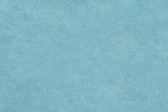 Aquafarb-Terry-Stoff Lizenzfreies Stockbild