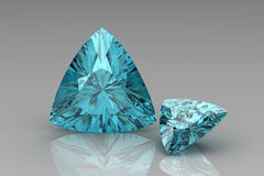 Aquamarine Royalty Free Stock Photo