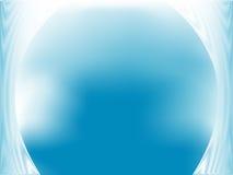 Aquamarine background - vector. Aquamarine background. With additional format royalty free illustration