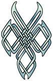 Aquamarine design Stock Image