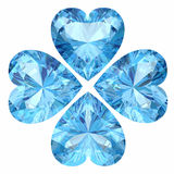 Aquamarine Stock Photography