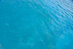 aquamarinehavhav Arkivfoto