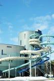 aquapark Στοκ εικόνες με δικαίωμα ελεύθερης χρήσης