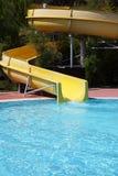 Aquapark Fotografie Stock Libere da Diritti