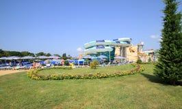 Aquapark Fotos de archivo