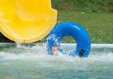 Aquapark Immagini Stock