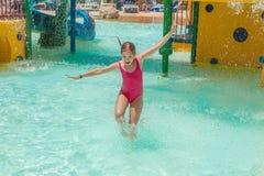 Aquapark 2 Στοκ Φωτογραφία