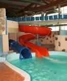 Aquapark Fotografia Stock Libera da Diritti