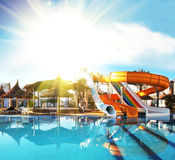 Aquapark Stock Images