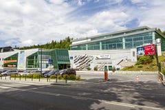Aquapark in Zakopane Immagini Stock