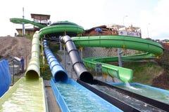 Aquapark2 Stock Photo
