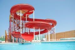 Aquaparkdia's Stock Afbeeldingen