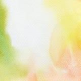 Aquarela abstrata fundo pintado Imagem de Stock Royalty Free